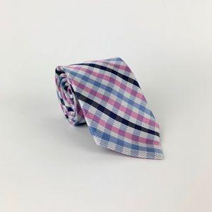 Náutica boy's grid tie